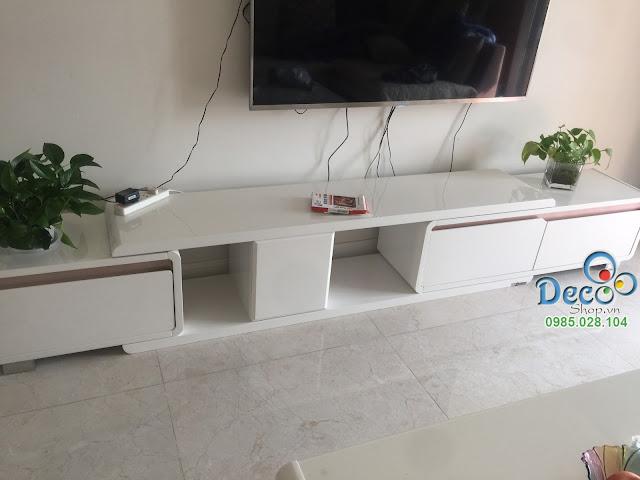 Kệ Tivi Đẹp Để Sàn Deco DB03-3