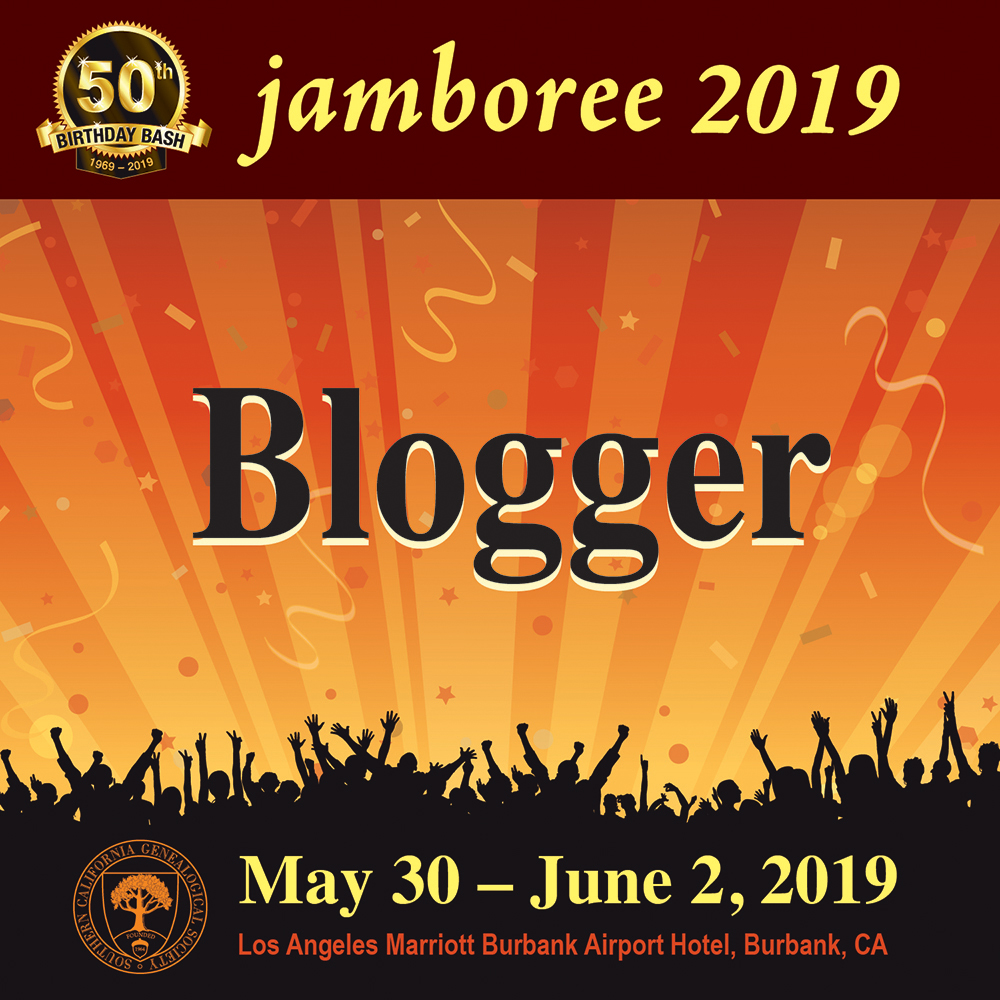 Proud Blogger at Jamboree 2019