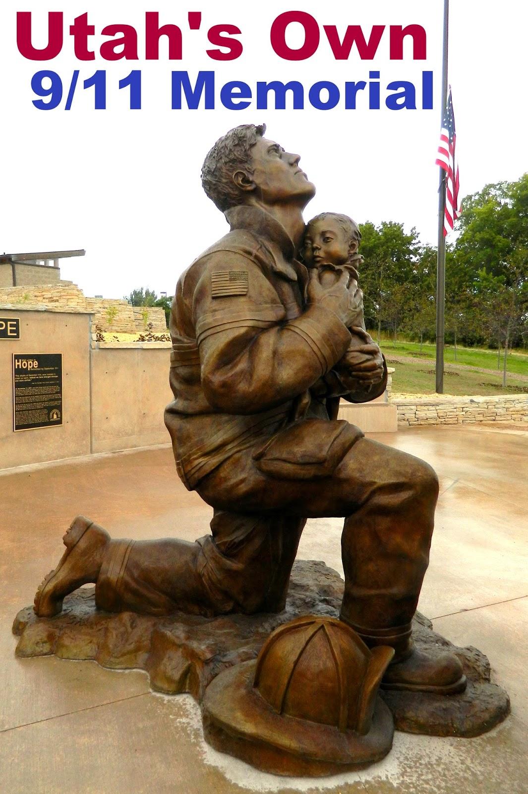 Createjoy2day September 11th Memorial In Kaysville Utah
