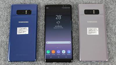 Bật mí lí do chọn mua điện thoại Samsung Note 8 xách tay - 259215