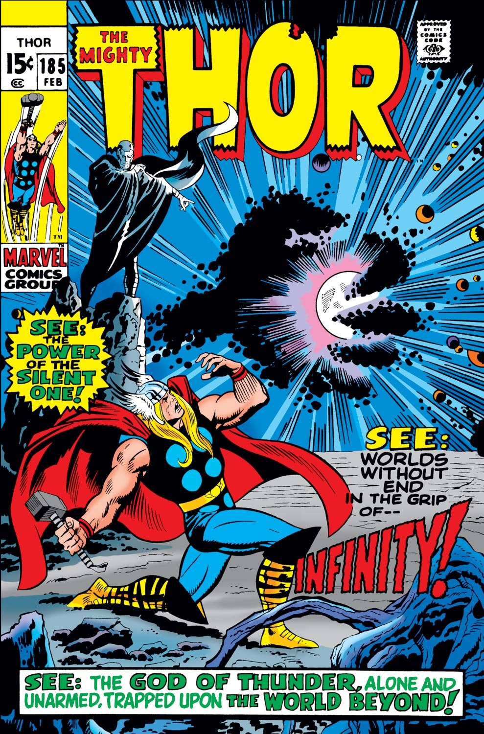 Thor (1966) 185 Page 1