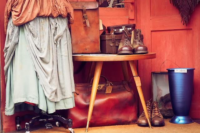 Mercredi astuce //  Astuces naturelles pour entretenir vos sacs et chaussures en cuir !