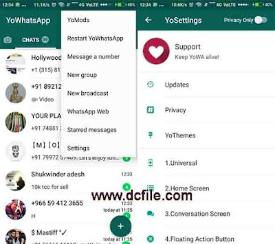 Yo WhatsApp Latest Version