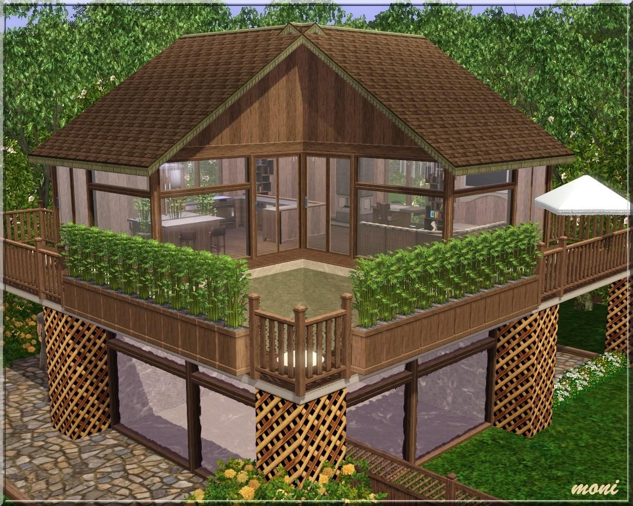 Arda Sims: Natural House