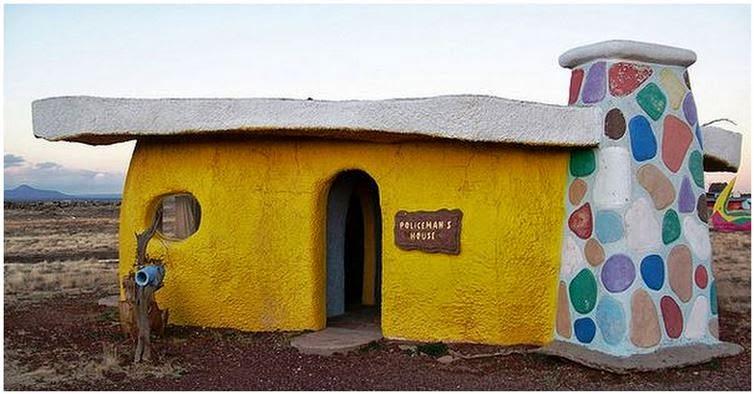 casa de los picapiedra