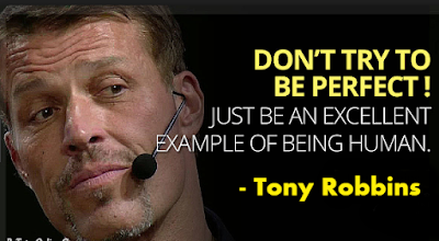 Excellence Anthony Robbins Quotes