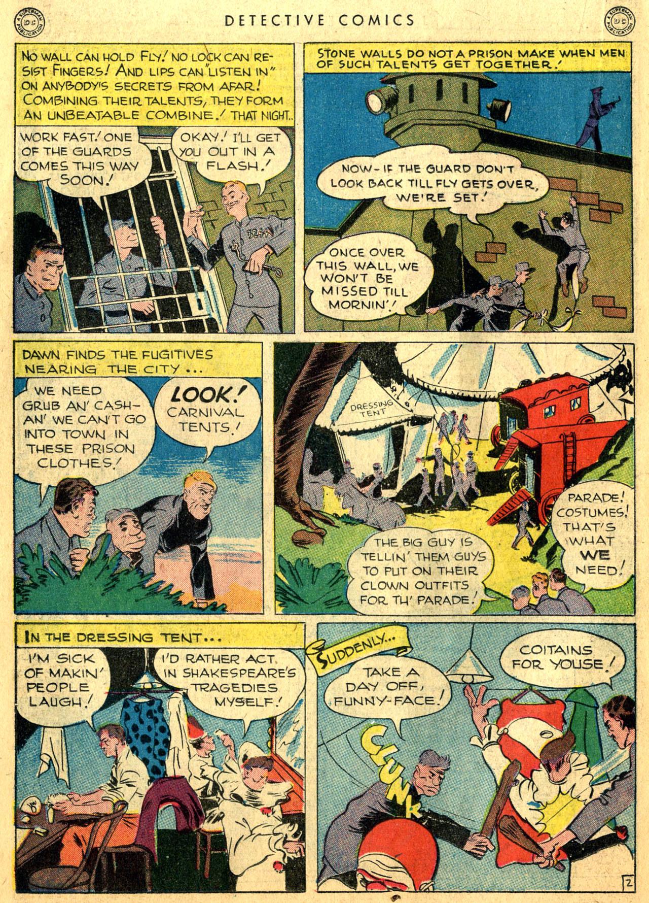 Read online Detective Comics (1937) comic -  Issue #117 - 18