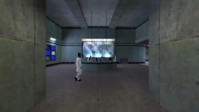 Half-Life 1 Eingang