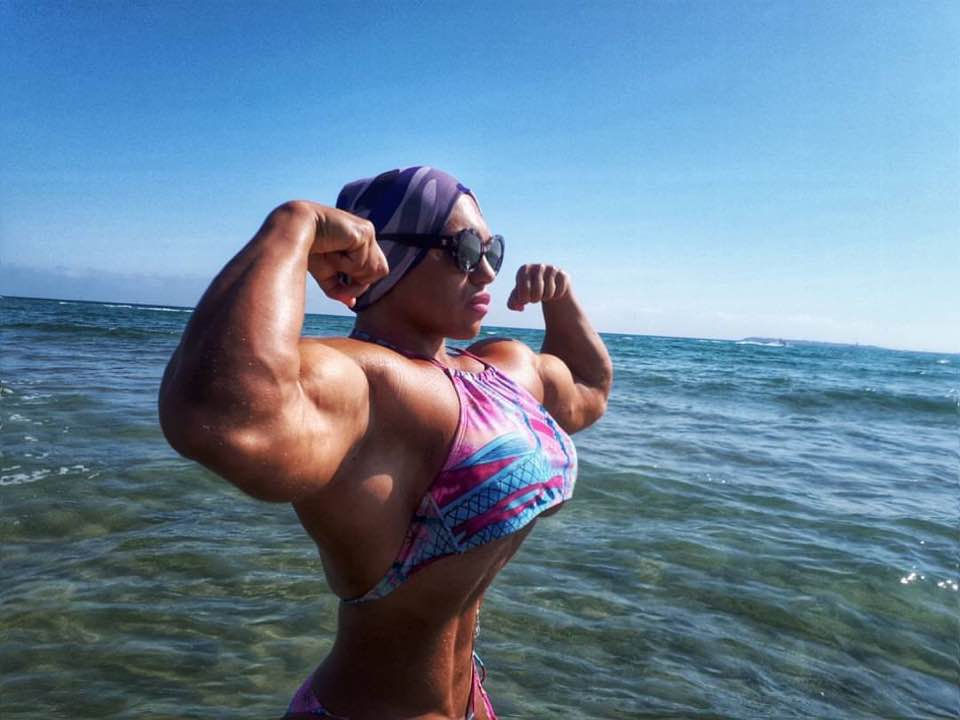 Women Bodybuilding Through the Years (Part 1)