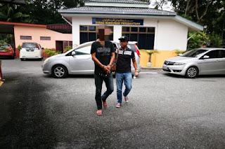 Empat Polis Ditahan Disyaki Lindungi Pengusaha Lori, Air Ketum
