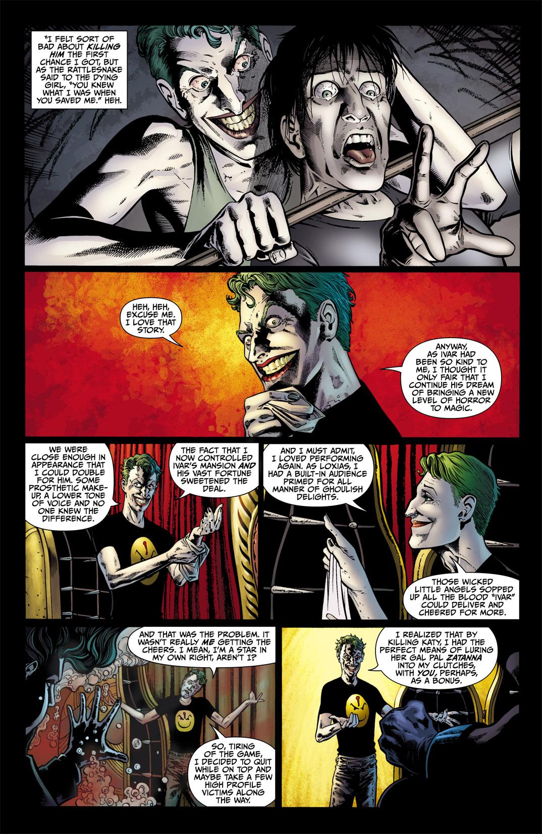 Detective Comics (1937) 834 Page 2