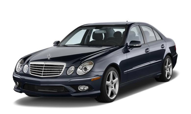 Best Review 2009 Mercedes-Benz E550