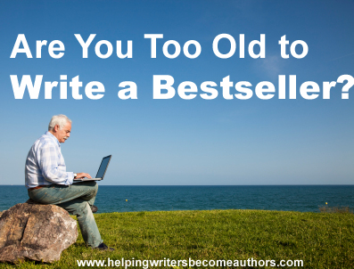 how to write a bestselling book series