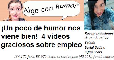 ¡Un poco de humor nos viene bien!  4 vídeos graciosos sobre empleo