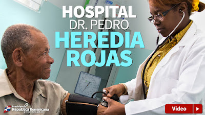 VIDEO: Hospital Dr. Pedro Heredia Rojas
