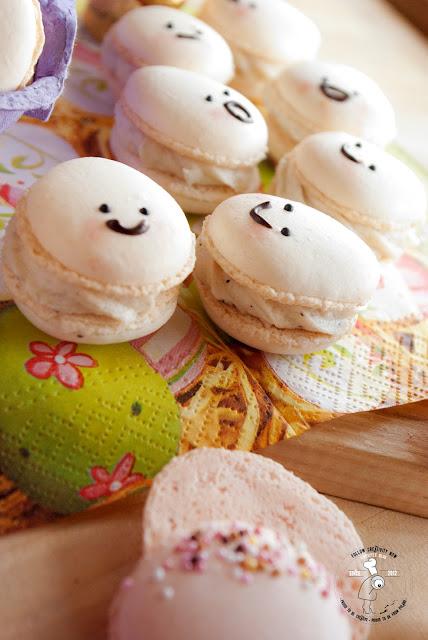 jak upiec makaroniki macaroons ciasteczka migdałowe przepis na makaroniki idealne