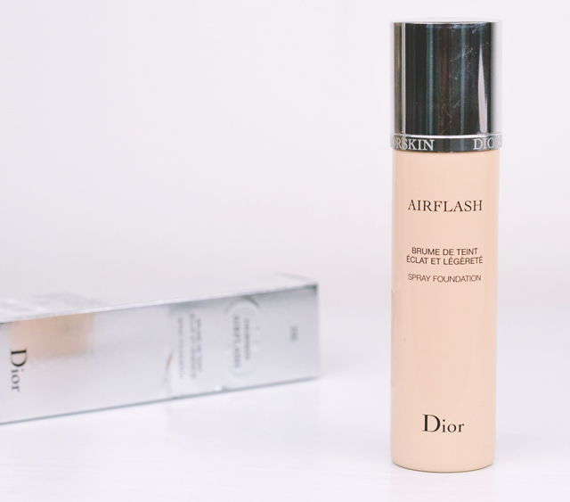 Dior spray foundation review