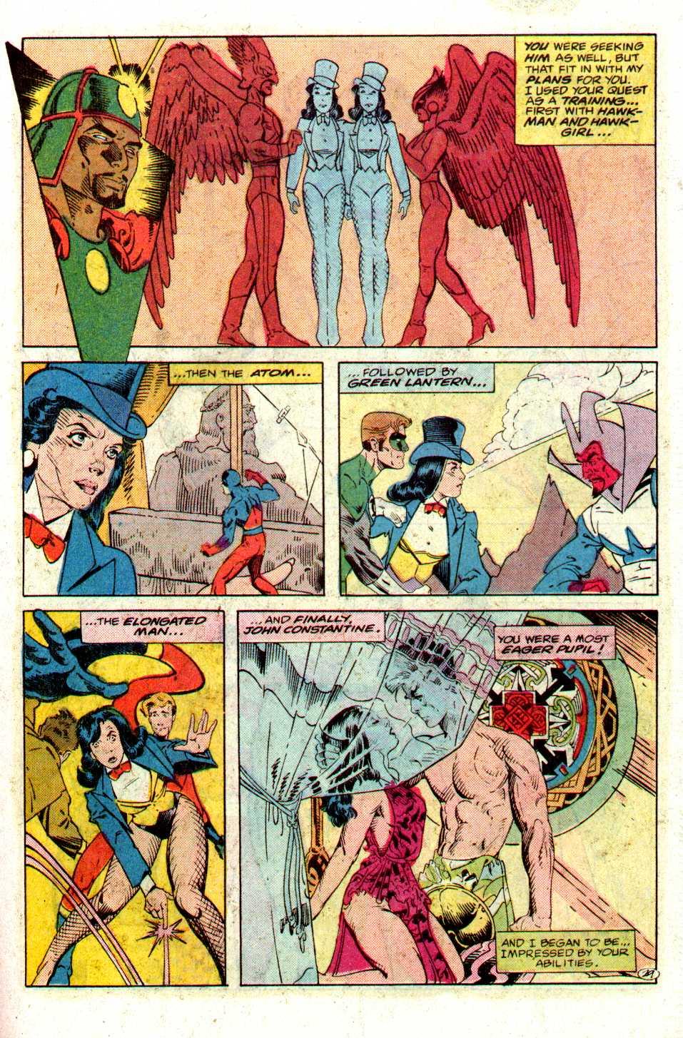 Read online Secret Origins (1986) comic -  Issue #27 - 30