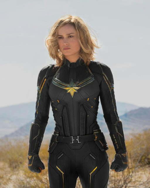 Captain Marvel (Movie, 2019) Trailer, Release Date, Cast, Poster