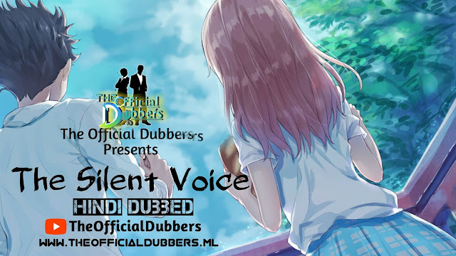 A Silent Voice 2016 Hindi Dubbed Anime  Dub Bluray 480p 720p 1080p x264 | HEVC ( Koe No Katachi )