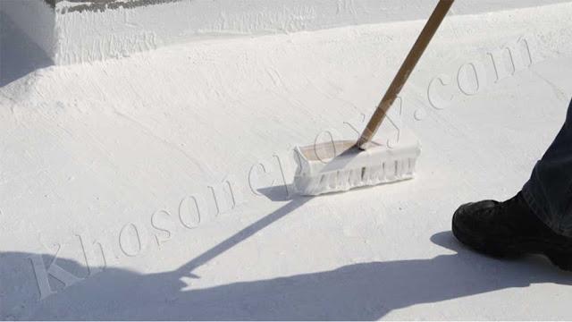 thi công sơn epoxy sân tenis