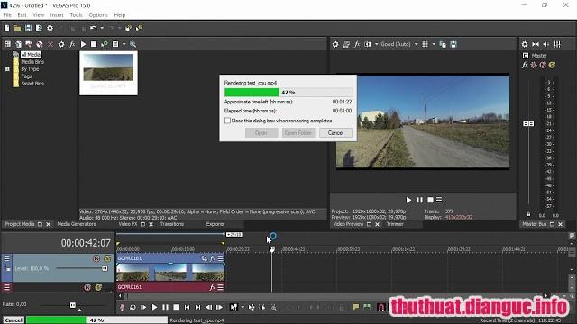 Download MAGIX VEGAS Pro 16.0.0.352 Full Cr@ck – Phần mềm biên tập video chuyên nghiệp