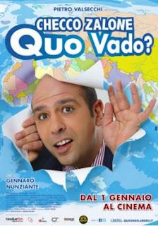 Quo Vado? - Poster & Trailer
