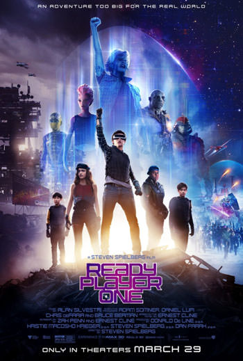 Ready Player One 2018 Clean English