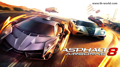 تحميل-لعبة-Asphalt-8-الافضل-في- مجال-سباق-السيارات