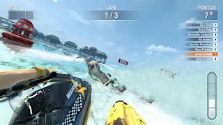 Aqua Moto Racing full version game download