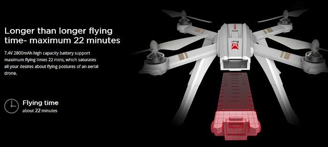 MJX Bugs 3 Pro Drone GPS Terbaru Dari MJX