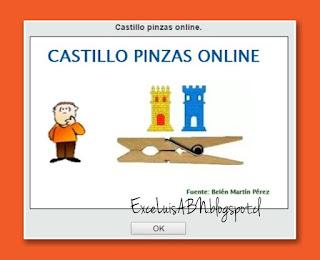 Castillo pinzas online.