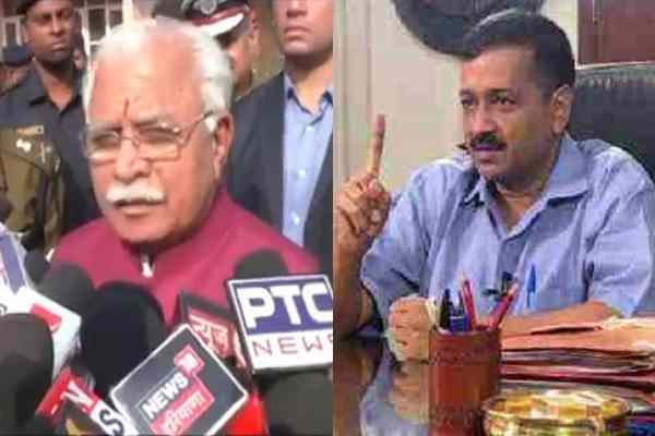 khattar-sarkar-could-not-rake-action-kejriwal-terminate-max-licence