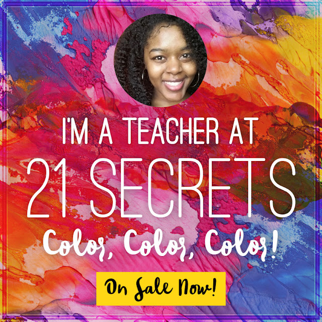 Martice Smith is a teacher in 21 Secrets!