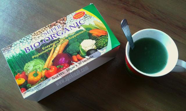 Super Bio Organic From Dynamic Nutrition Membantu Atasi Masalah Sembelit