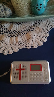 A Bible Radio, Living From Glory To Glory Blog..