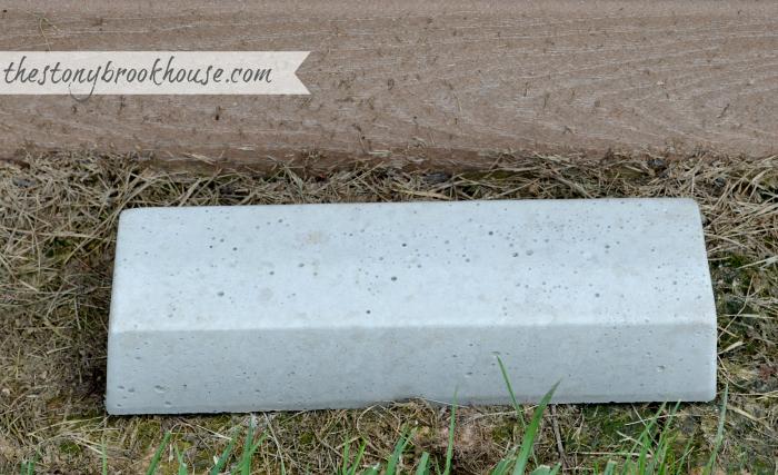 DIY Concrete Paver