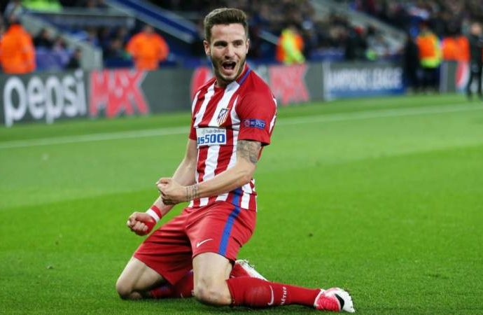 Atletico advance to Champions League semifinals after second-leg draw with Leicester