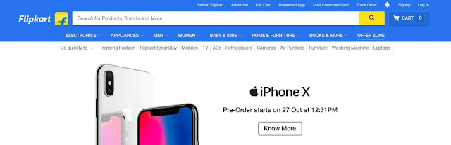 flipkart-apple-iphone-x-pre-order-price-specifications-shipment-release-details