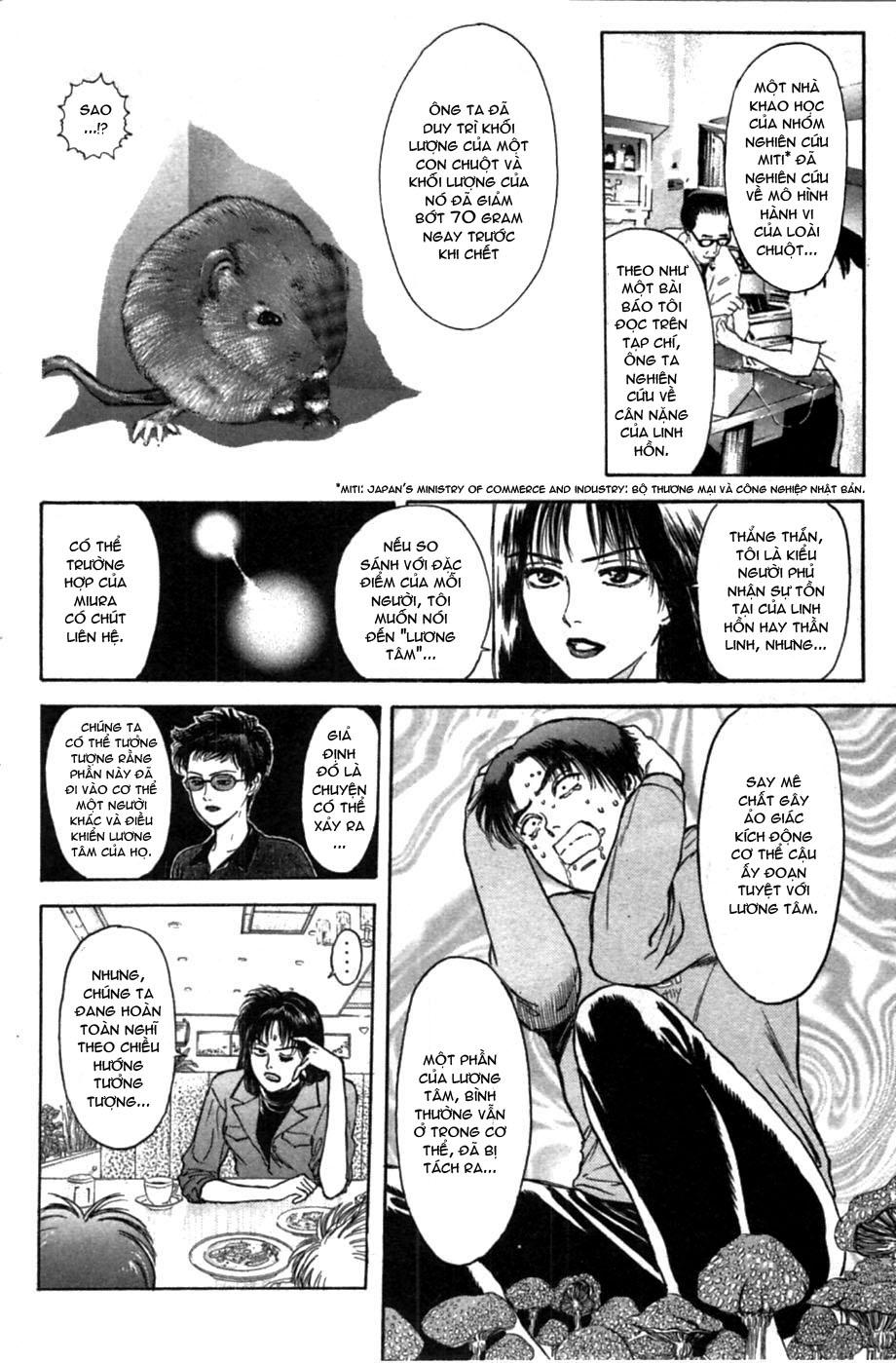 Psychometrer Eiji chapter 42 trang 15