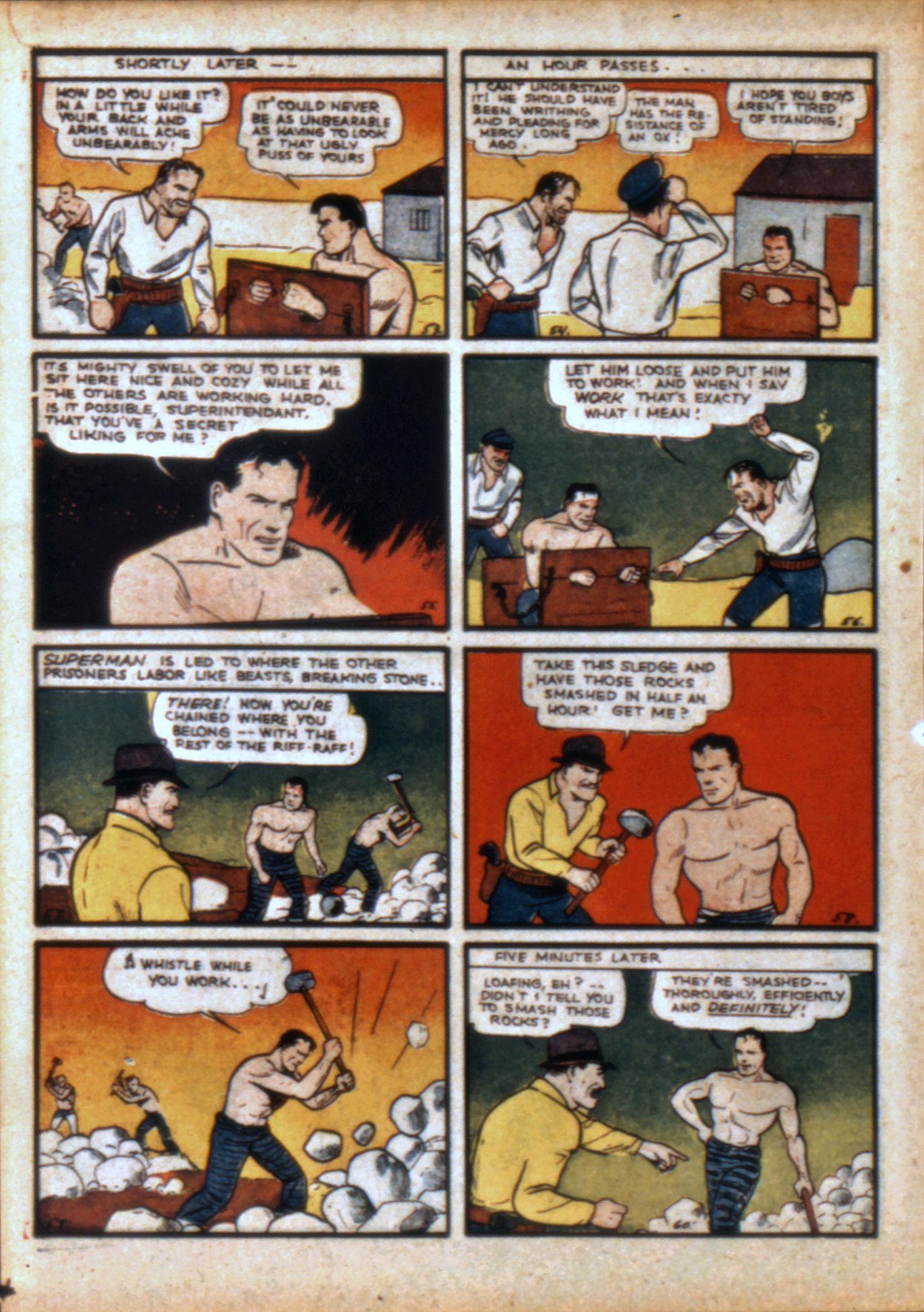 Action Comics (1938) 10 Page 10