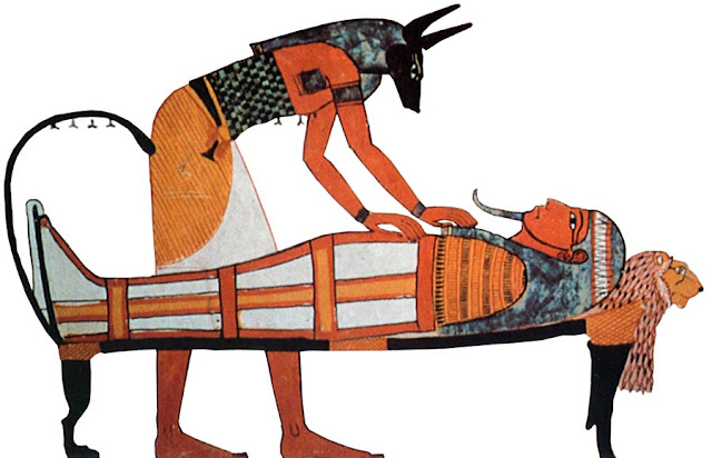 """new study:""""Embalming"""" in Egypt dates back to pre-Pharaonic times .. by 1500 years"""