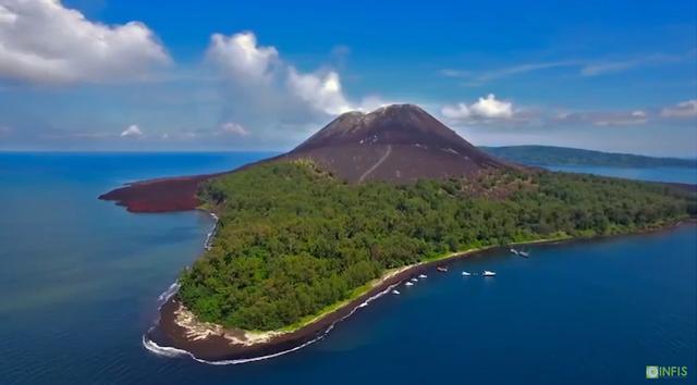 King of Krakatoa: Pesan Indah untuk Indonesia dan Dunia
