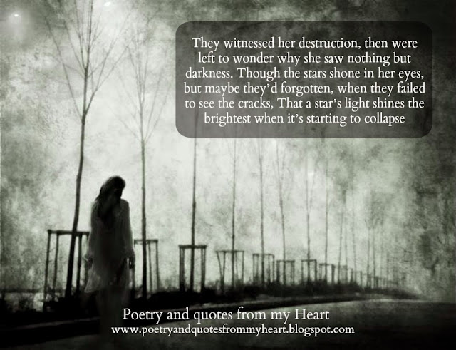 Poetry And Quotes From My Heart: They Witnessed Her