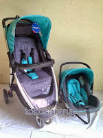 CocoLatte CL 536 Flame and Baby Carrier / Infant Baby Car Seat CocoLatte CL-CS28 Travel System Baby Stroller