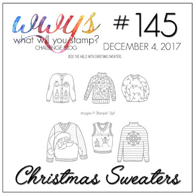 Christmas Sweaters by Stampin' Up!