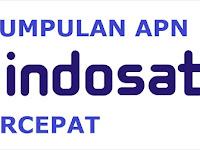 Kumpulan APN Tercepat Indosat