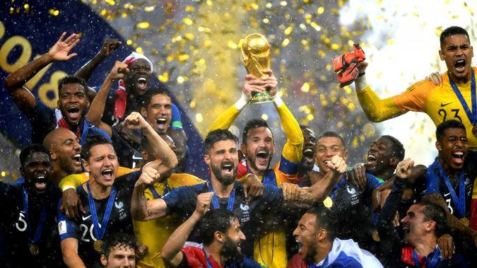 96bd70202 France wins Football World Cup 2018 ~ India GK