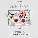 Best Wedding Blog - ZIWA 2016