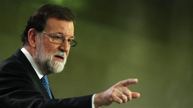 Spanish Prime Minister Mariano Rajoy rules out calling national election